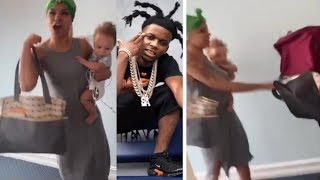 Rapper Kicks His Girl & Child Out In The Streets After Finding Out She Was Cheating thumbnail
