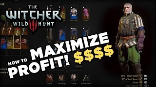 Where To Sell Your Stuff - The Witcher 3: Wild Hunt