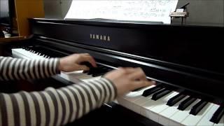 Kwan Gor吳業坤【原來她不夠愛我】鋼琴版 piano by CHM