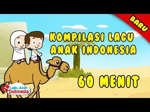 Lagu Anak Indonesia 60 Menit Baru - Lagu Anak Terpopuler 2017 - Lagu Anak Indonesia