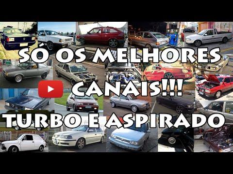 Melhores Canais de Carros Turbos e Aspirados 2016!!!!