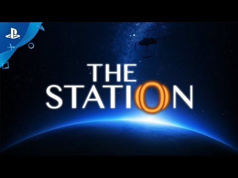 The Station – Announcement Trailer | PS4