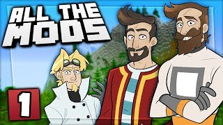 Minecraft mods! New series with Duncan and Lewis as we go about bui...