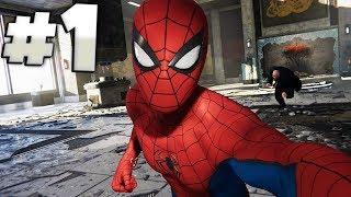 I Look Good In Spandex | Marvel's Spider-Man | Episode 1