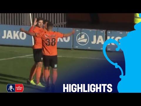 Barnet 1-1 Bristol Rovers   Round 1   Emirates FA Cup 2018/19