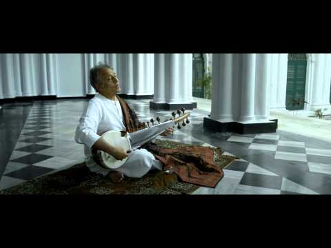 KADAMBORI  ||  Ustad Amjad Ali Khan || 2015 || Bengali Movie