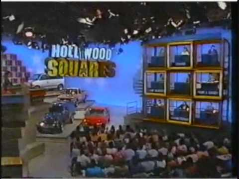 The Hollywood Squares 1986-1989 theme music # 1