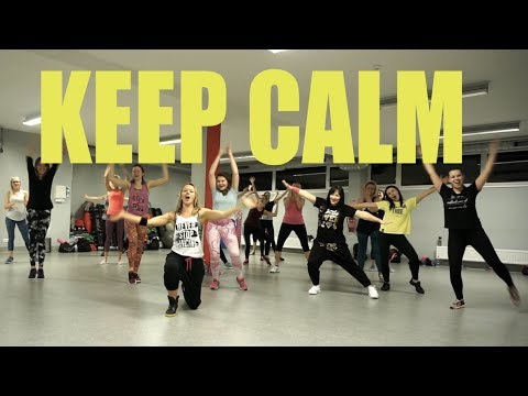 Keep Calm | Cumbia, Dancehall (ZIN 78) | Zumba® | Zumba Auguste