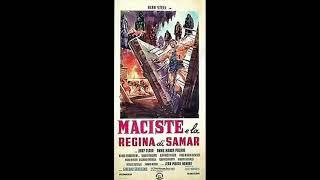Maciste E La Regina Di Samar Carlo Franci 1964
