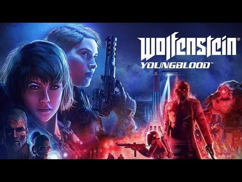 Wolfenstein: Youngblood #01 General Winkler And The Zeppelin || English Let's Play Full HD 60FPS