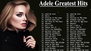 Adele Greatest Hits Full Album 2021 | Adele Best Songs Playlist 2021