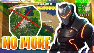 THIS IS WHY I STOPPED LANDING TILTED TOWERS.... (Fortnite Battle Royale)