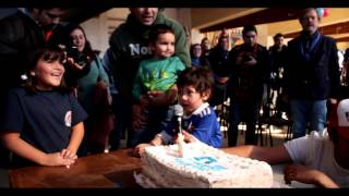 Cumpleaños 87 Club Universidad de Chile