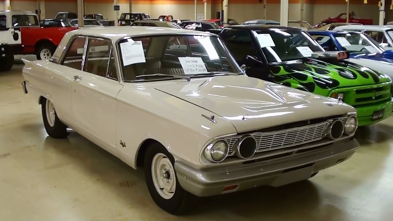 1962 ford thunderbolt style fairlane 500 390 fe gt500 heads dual carbs four speed youtube
