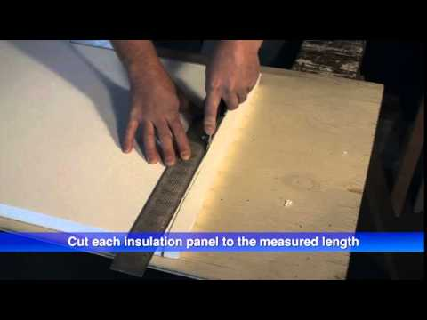 Insulfoam garage door insulation kit installation instructions insulfoam garage door insulation kit installation instructions solutioingenieria Choice Image