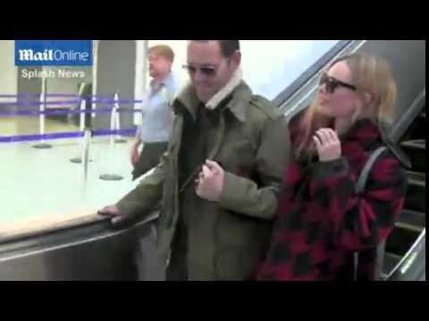 Kate Bosworth and husband Michael Polish...
