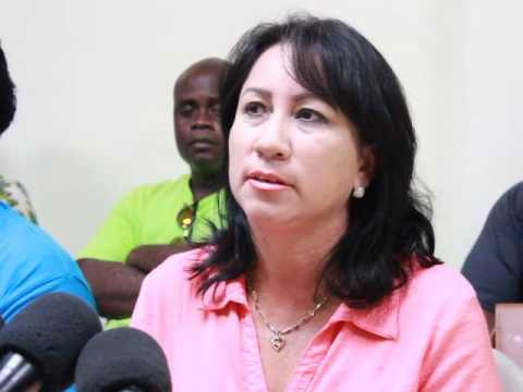 B.N.T.U. Executives Chastise Foreign Affairs Minister