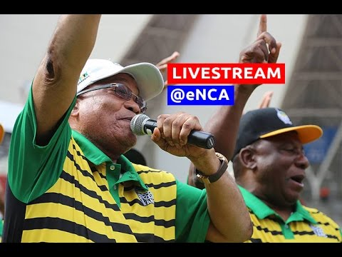 Zuma launches 'countdown to victory'