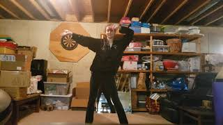 Recital practice video part 1 (from front)