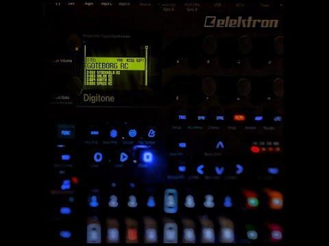 Elektron Digitone - Producer Bank - 128 Patches