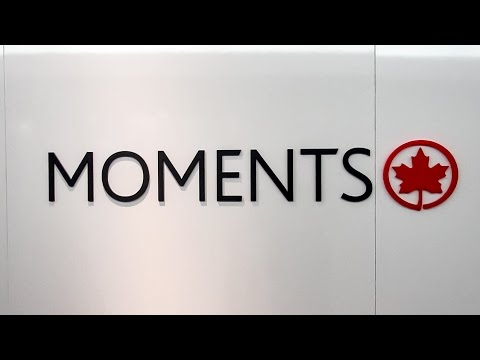 The Air Canada Museum - #ACMoments
