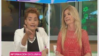 El diario de Mariana - Tremendo cruce al aire de Nancy Pazos y Mercedes Ninci