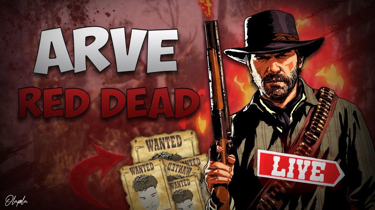 Spiller Red Dead Redemption 2 Online!😎
