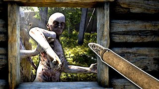 Defending Base Against Vampire ZOMBIES! - The Infected Gameplay - Zombie Survival Game