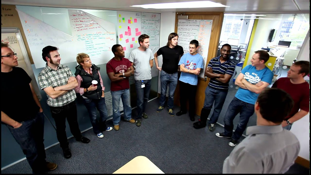 Dodgy Scrum Stand Up Youtube
