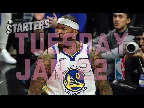 NBA Daily Show: Jan. 22 - The Starters