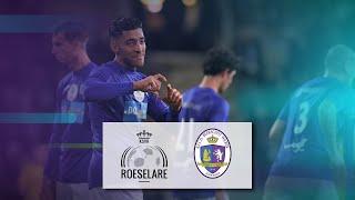 Highlights NL / Roeselare - Beerschot Wilrijk (12/01/2019)