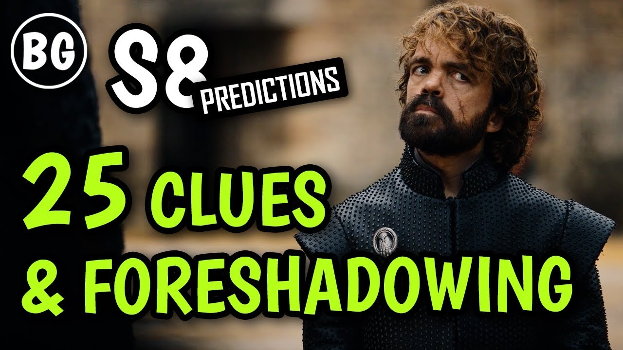 Download Game of Thrones S7 Episode 7 - Clues and foreshadowing for Season 8