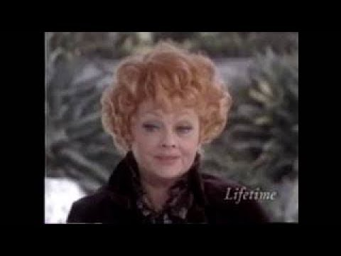 Lucille Ball 1977 Barbara Walters