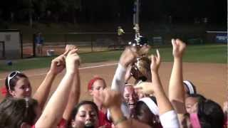 Highlights: Lone Star Conference softball championship