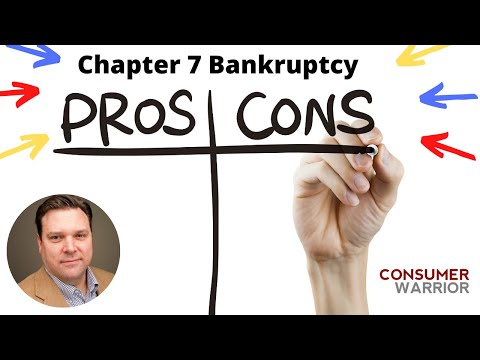 Chapter 7 Bankruptcy Pros and Cons in a COVID-19 World