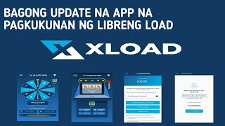 XLOAD APP NEW UPDATED GET 50 PESOS FREE LOAD 2020