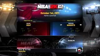 NBA 2K12 - All 30 teams + All star teams: Ratings, Rankings & their Best player!