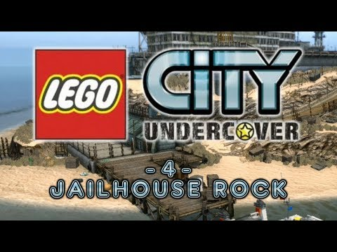 Lego City: Undercover - 04 - Jailhouse Rock