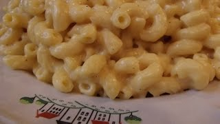 Mac and Cheese - Homemade Stove Top - The Hillbilly Kitchen