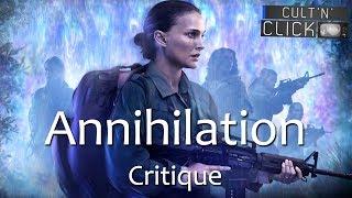 ANNIHILATION : le meilleur film de Netflix? Critique