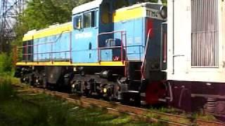 поезд заезжает на пивзавод (17.06.2011)(, 2011-06-17T06:29:28.000Z)