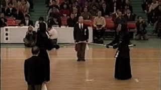 梯 正治 x 高橋俊昭-全日本選抜剣道八段優勝大会/카케하시…