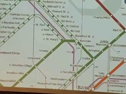 Reimag(in)ing Boston: MBTA Maps for 2014-2024