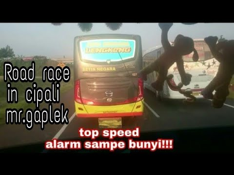 mp alfarruq mr gaplek vs sn lengkong di tol cipali