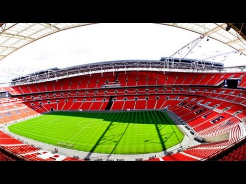 Wembley stadium minecraft youtube wembley stadium minecraft sciox Gallery