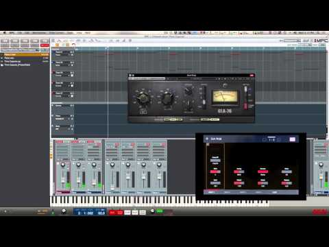 MPC Touch Tutorial - Parallel Compression (Drums) - MPCMasters.com