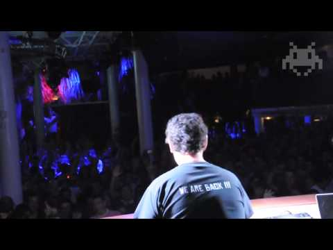 Joachim Garraud live @ Amnésia 17/07/2010
