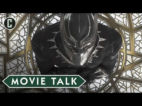 Black Panther: New Trailer Finds Chadwick Boseman Taking the Throne - Movie Talk