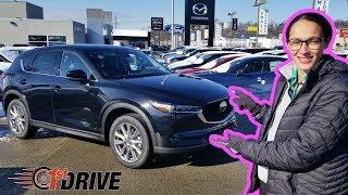 1st Drive: 2019 Mazda CX-5 Grand Touring Review