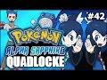 Pokémon AlphaSapphire Randomizer Quadlocke Part 42 IN TOO MOSDEEP